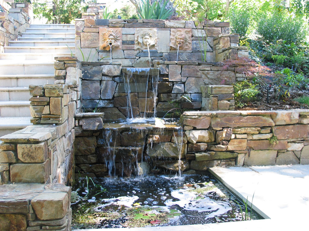 Ivanhoe Water Feature