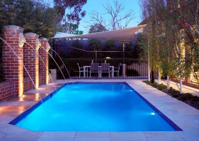 Diamond Creek Pool Design