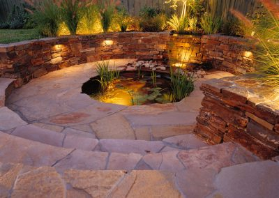 Water Feature Paths