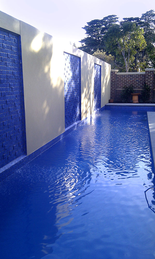Ashburton Pool Landscaping