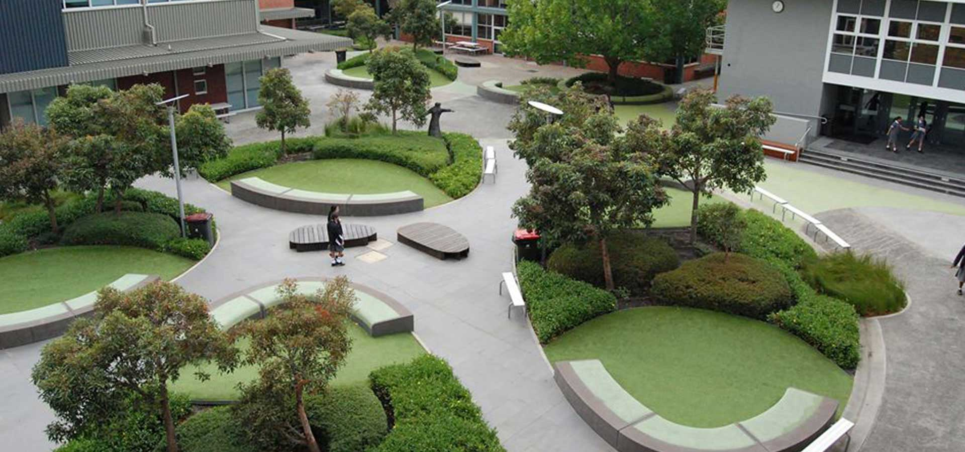 landscape design for schools