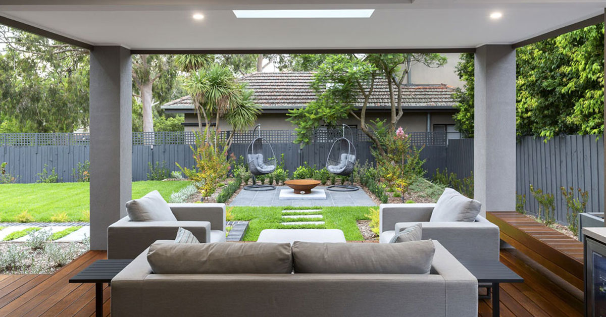 landscape design alfresco
