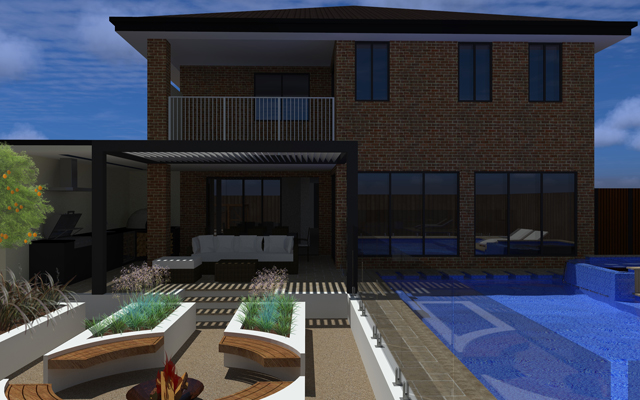 plunge pool design to suit your property by outdoor creations melbourne